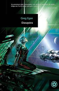 legjobb sci fi könyvek - Greg Egan - Diaszpóra