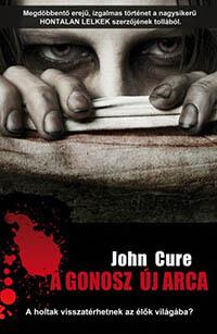 legjobb thriller regények - John Cure könyvek