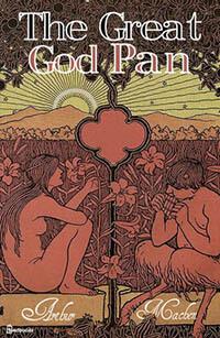 legjobb thriller könyvek - Pán nagy isten Arthur Machen