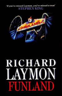 legjobb horror könyvek - Richard Laymon Vidámpark