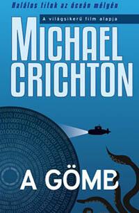 legjobb sci fi könyvek - Michael Crichton Gömb