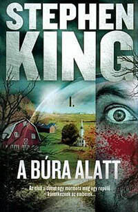 legjobb thriller - Stephen King A búra alatt