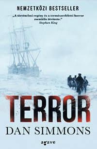 legjobb thriller könyvek - Dan Simmons Terror