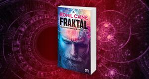 Ronil Caine új thriller regénye