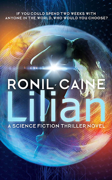 Lilian thriller novel by Ronil Caine