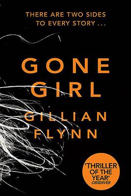 best thriller books - gone girl book
