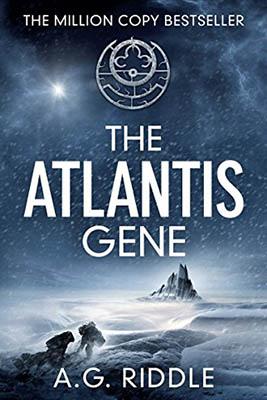 best thriller books - the atlantis gene