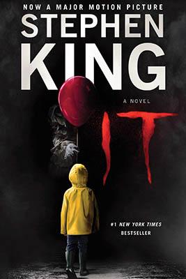 best horror books - Stephen King books