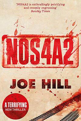 horror novels - nos4r2