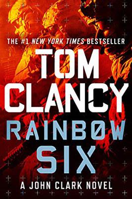 best thriller books - tom clancy's rainbow six siege